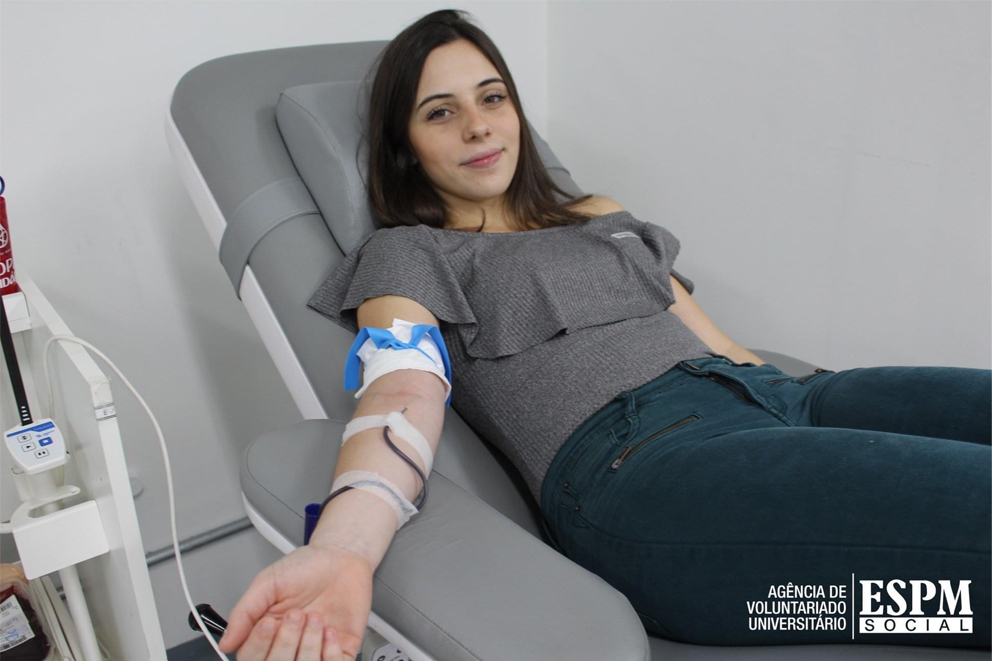Doação de Sangue 2019.2